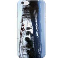 snow magic iPhone Case/Skin
