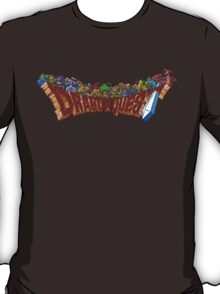 Dragon Quest (SNES) Enemies T-Shirt