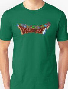 Dragon Quest (SNES) Enemies Unisex T-Shirt