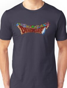 Dragon Quest (SNES) Enemies Unisex T-Shirt