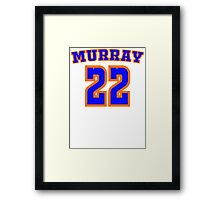 Murray- Tune Squad Framed Print