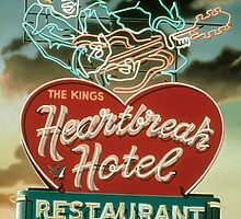 HeartBreak Hotel by Van Cordle