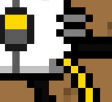 Pixel PotatOS Sticker