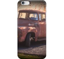 FORD PICK UP TRUCK iPhone Case/Skin