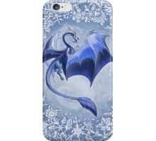 The Dragon of Winter iPhone Case/Skin