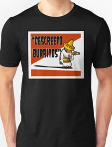 Clerks: Animated Series - Descreeto Burrito (SD) v2 T-Shirt