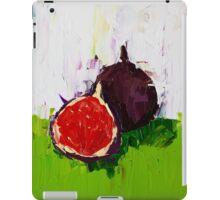 Figs in the Hall iPad Case/Skin