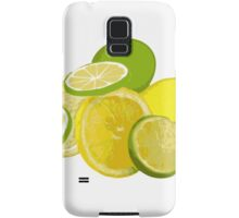 When life hands you lemons and limes... Samsung Galaxy Case/Skin