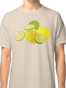 When life hands you lemons and limes... Classic T-Shirt