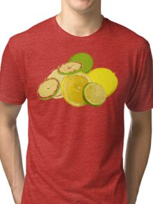 When life hands you lemons and limes... Tri-blend T-Shirt