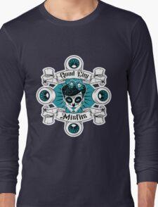 Quad City Misfits Long Sleeve T-Shirt