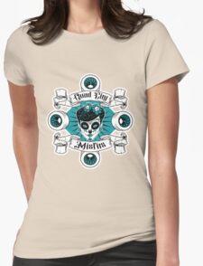 Quad City Misfits Womens Fitted T-Shirt