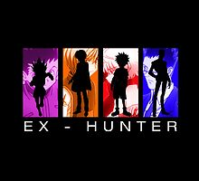 Ex - Hunter by AlexKramer