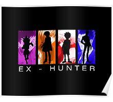 Ex - Hunter Poster