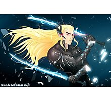 Elf Gear Rising: Thranduil's Revengeance  Photographic Print