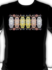 CATS, FLOWERS & BAUBLES T-Shirt