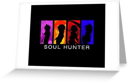 Soul Hunter by AlexKramer