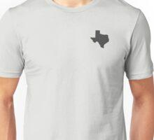 Texas Over Heart Unisex T-Shirt