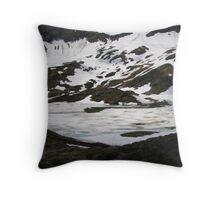 More of Switzerland Throw Pillow
