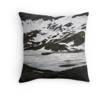 More of Switzerland Throw Pillow