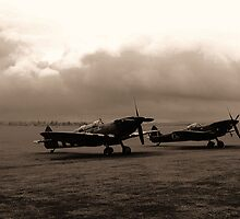 Spitfires grounded by NrthLondonBoy