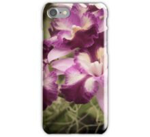 RUFFLED ORCHID iPhone Case/Skin