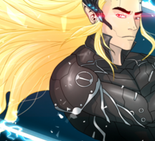 Elf Gear Rising: Thranduil's Revengeance  Sticker