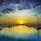 Harbour Dawn by Ben Ryan