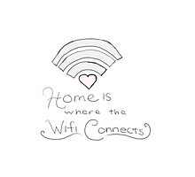 Home is where the wifi connects by dragon-s