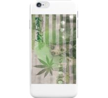 Ganja Flag iPhone Case/Skin