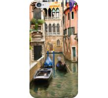 CANALS OF VENICE iPhone Case/Skin