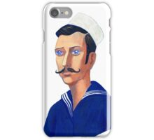 The Young Sailor iPhone Case/Skin
