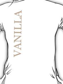 11- VANILLA - pillow collection! T-Shirt