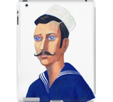 The Young Sailor iPad Case/Skin