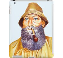 The Old Sailor iPad Case/Skin