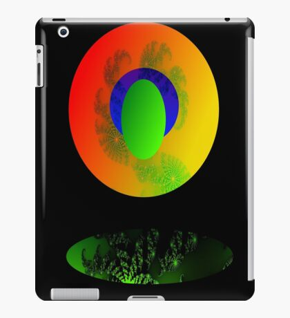 Future Site. iPad Case/Skin