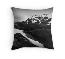 Whittier Landscape Throw Pillow