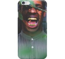 Travi$ Scott Gold Grill iPhone Case/Skin