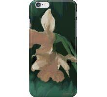 TWO DAFFODILS 1 iPhone Case/Skin