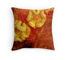 Citrus II Throw Pillow