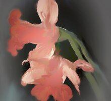 DAFFODILS AGLOW 2 by susan Lipschutz