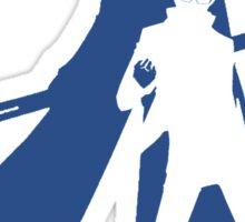Narukami Yu Persona 4 Sticker