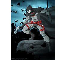 Batman Flashpoint Photographic Print