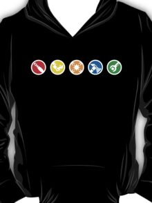 The Engine; icons T-Shirt