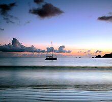 """""""Evening Tide"""" by Bradley Shawn  Rabon"""