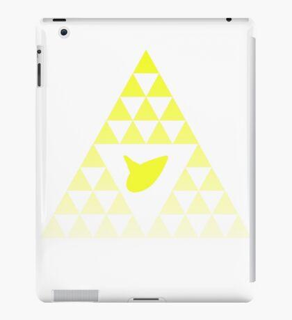 Golden Triforce iPad Case/Skin