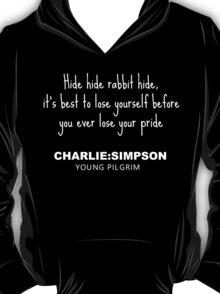 Charlie Simpson Young Pilgrim T-Shirt