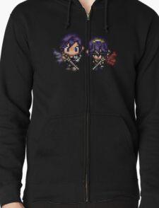 Pixel Chrom and Lucina (Marth) - Fire Emblem : Awakening T-Shirt