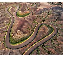 Medusa - Flood Plain, Wyndham, Western Australia Photographic Print