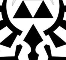 Legend Of Zelda Tri-Force Sticker